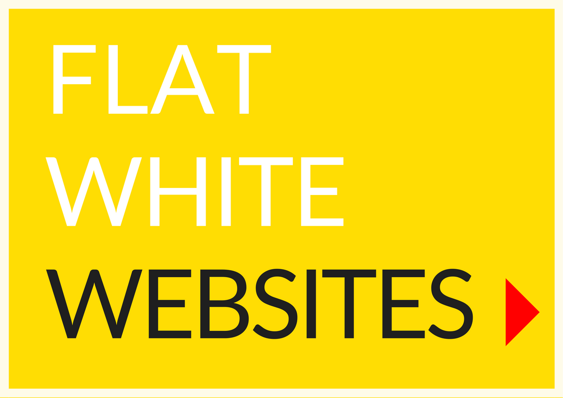 Flat White Website Hosting